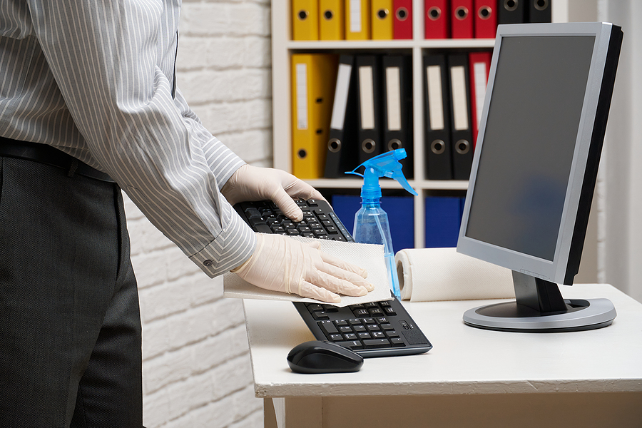 commercial cleaning services north carolina